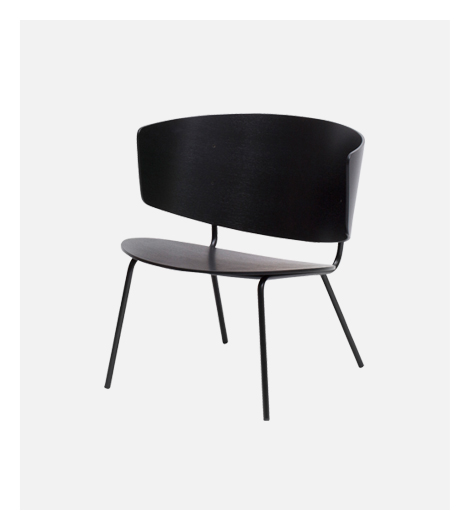 HERMAN LOUNGE CHAIR